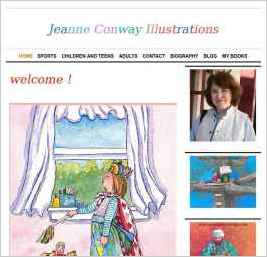 Jeanne Conway Illustrations