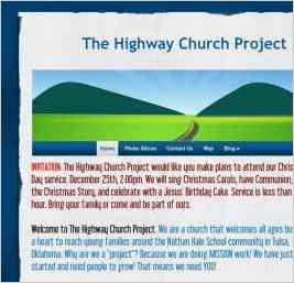 The Highway Church Project