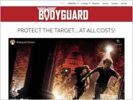 Bodyguard Books - Official US Website