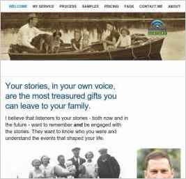 Sonant History - Your Story, in Your Voice