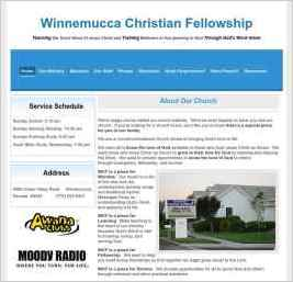 Winnemucca Christian Fellowship