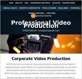 Professional & Affordable Video Marketing for Websites