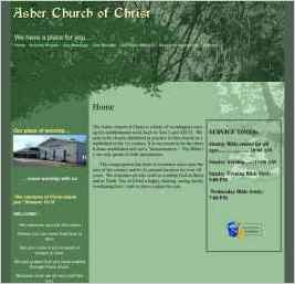 Asher church of Christ