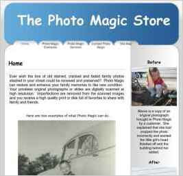 The Photo Magic Store