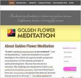 Golden Flower Meditation