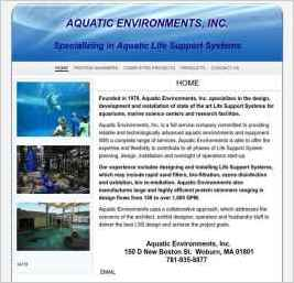 Aquatic Environments, Inc.