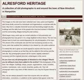 Alresford Heritage Old Photographs