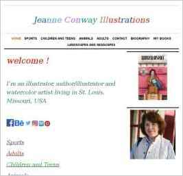 Jeanne McGauley Conway Paintings